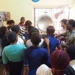 Training of users of sterilization equipment