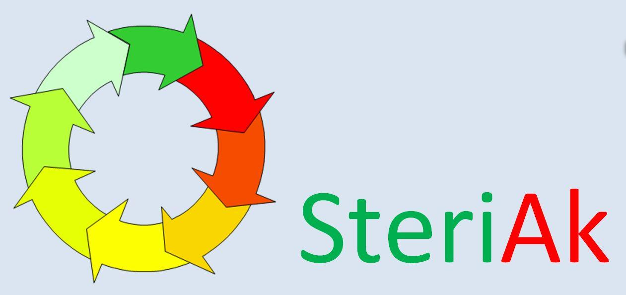 Logo SteriAk