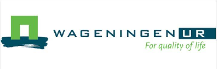 Logo Wageningen University and Research centre