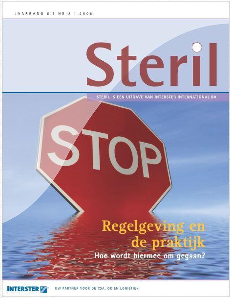 Artikel: Steril 2008-2 Omslag