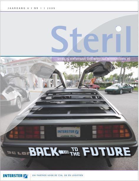 Artikel: Steril 2009-1 Omslag