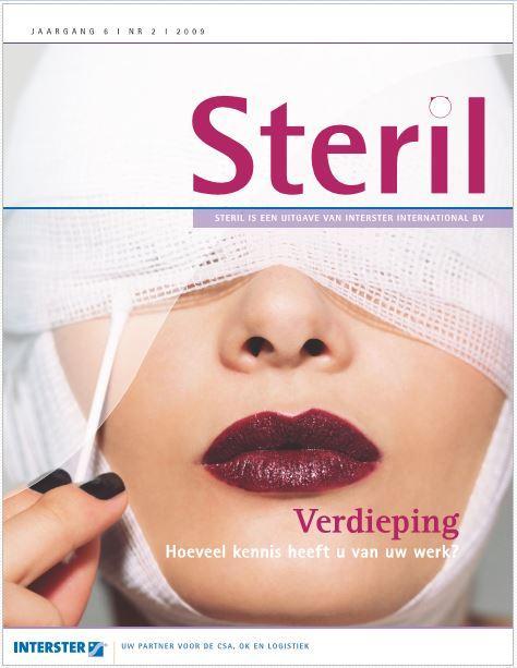 Artikel: Steril 2009-2 Omslag