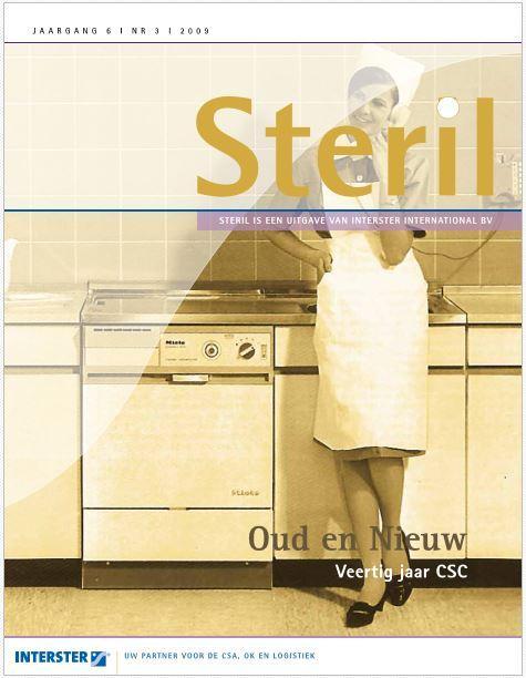 Artikel: Steril 2009-3 Omslag