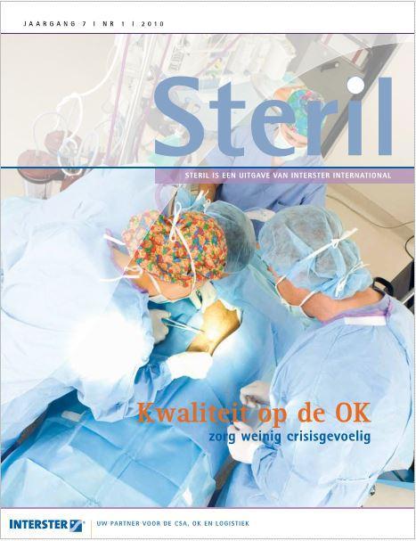 Artikel: Steril 2010-1 Omslag