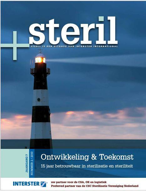 Artikel: Steril 2010-2 Omslag