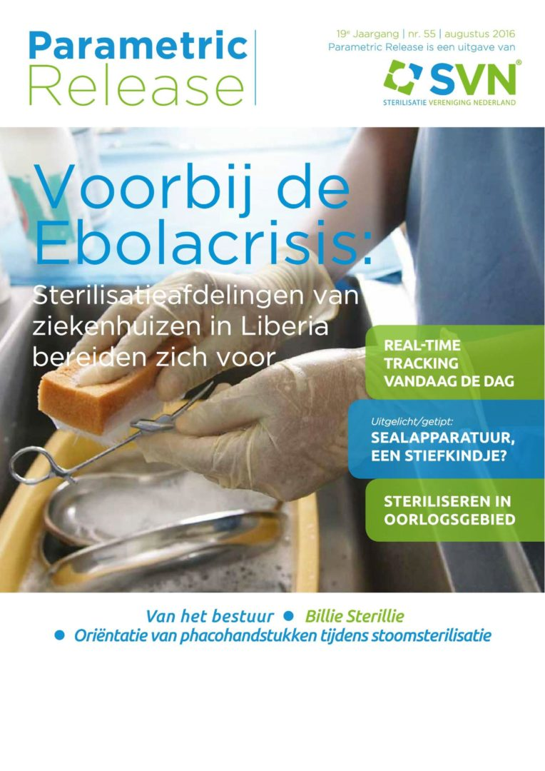 SVN-Parametric Release 201608-R55 Artikel: Voorbij De Ebolacrisis Jan Huijs Omslag